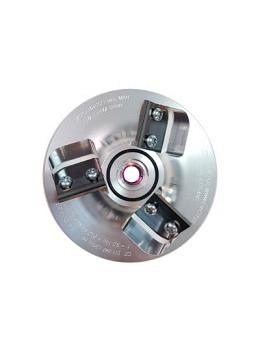 156. Schälscheibe PLR-flach 125mm mit Schutz